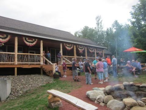 Tea Pond Lodge Lunch